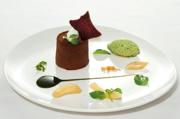 Valrhona Chocolate Mousse