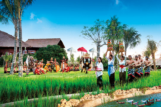 DS - Authentic Kampoeng Bali Experience
