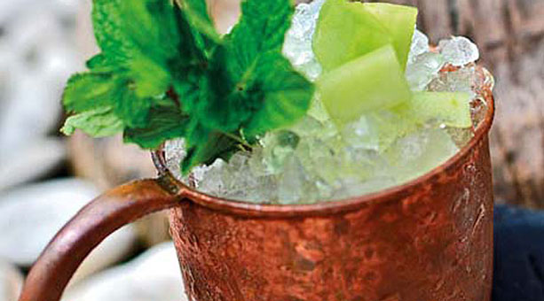 Editor's Pick - Kentucky Derby Drink in Kuta