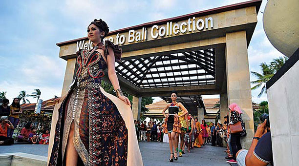 WO - Bali Collection Fashion Festival