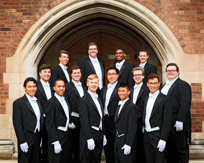 WO - The Yale Whiffenpoofs