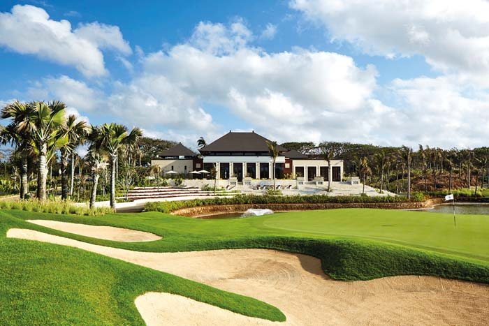 The Clubhouse - Courtesy of Bali National