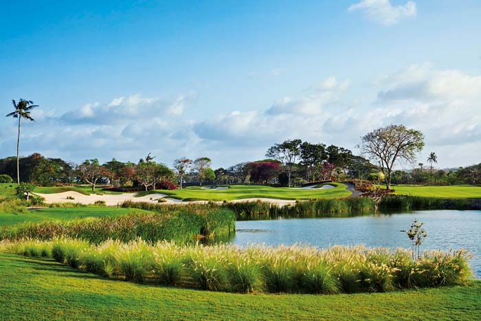 The Tropical Course - Courtesy of Bali National