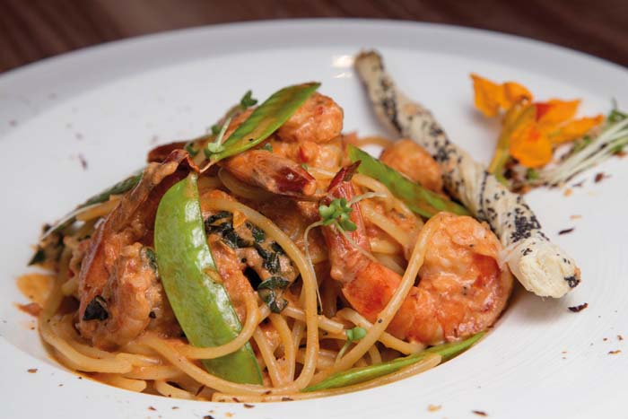 DS - Asian Fusion, International Flavours at Yanie's
