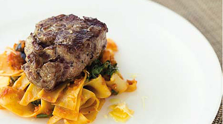 DS - Sudamala Introduces Ares Steak & Pasta in Sanur
