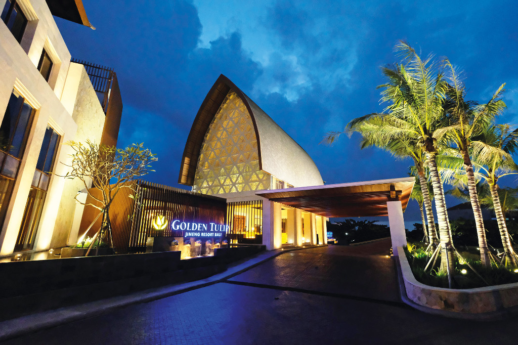 Golden Tulip Opens On Bali 39 S Sunset Road Now Bali