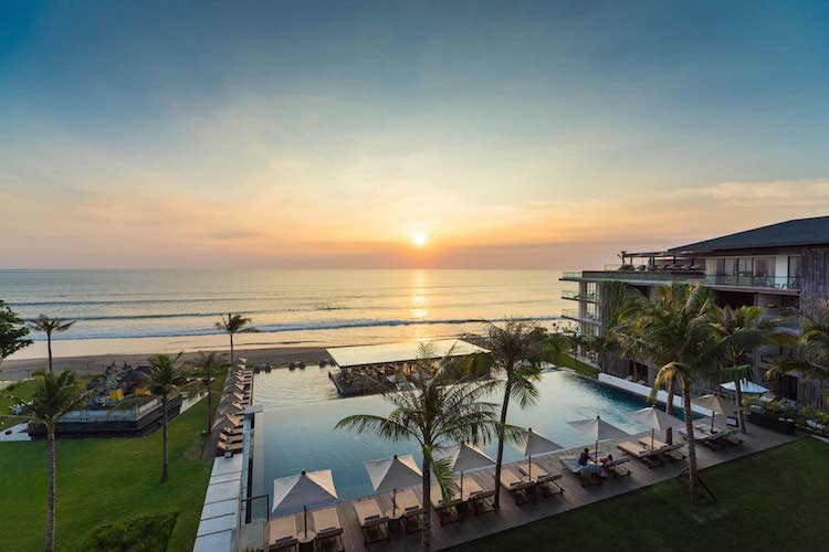 Alila Seminyak The Beach Bar