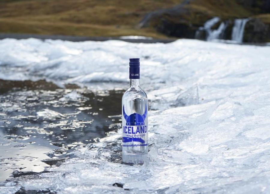 Iceland Vodka made in Bali
