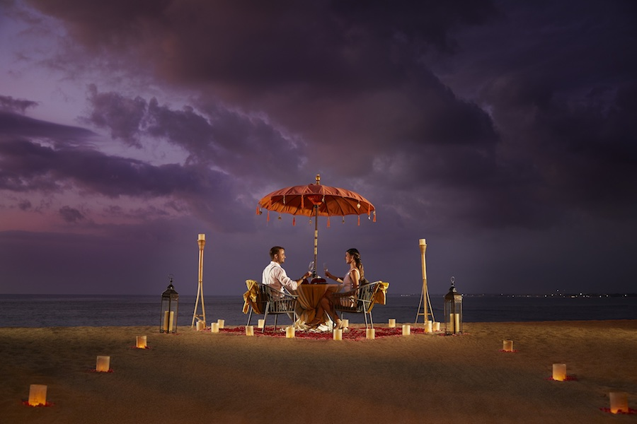 Amazing Romantic Dinners For Valentines Day In Bali Now