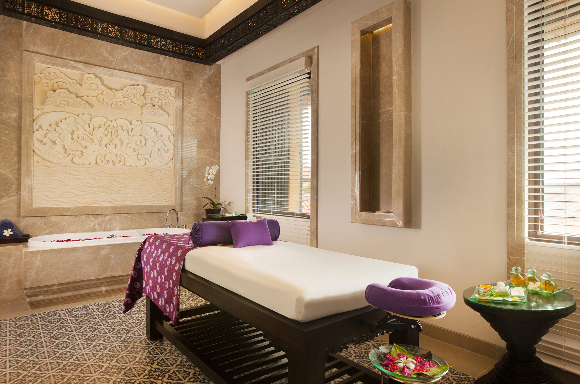 24 NEW SPA SUITES READY FOR PAMPERING SESSIONS AT AYANA