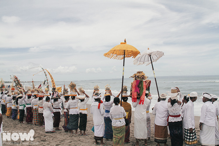 Melasti Purification Ceremony NOW BALI 4