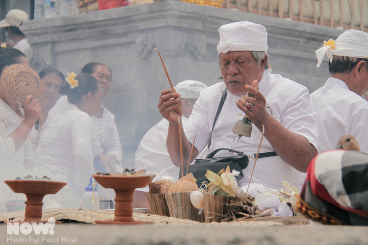 Melasti Purification Ceremony NOW BALI