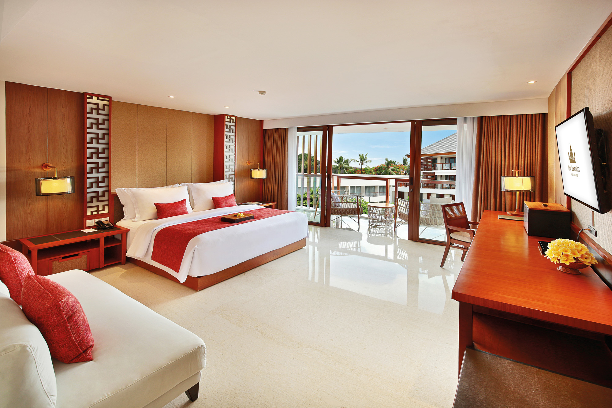 NIT - THE BANDHA HOTEL & SUITES OPENS IN LEGIAN