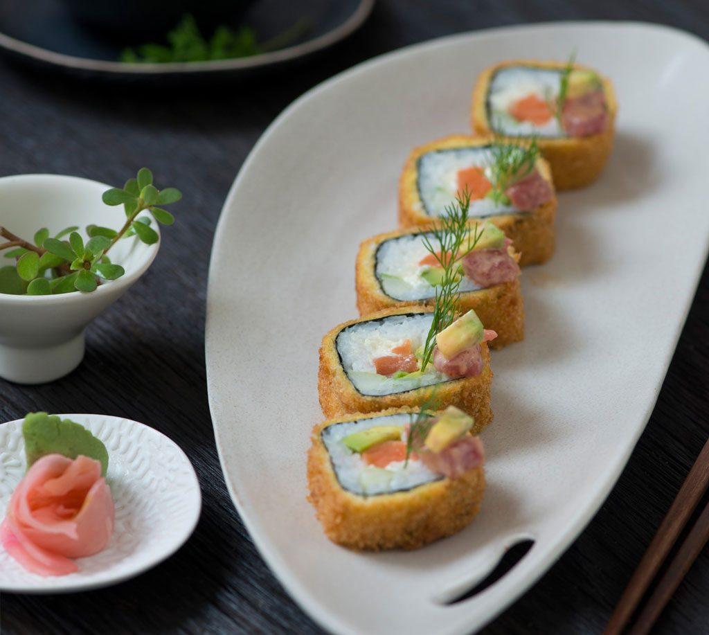 Theme---Japanese-Food---Izakaya---Maya-sanur---Fried-Maki