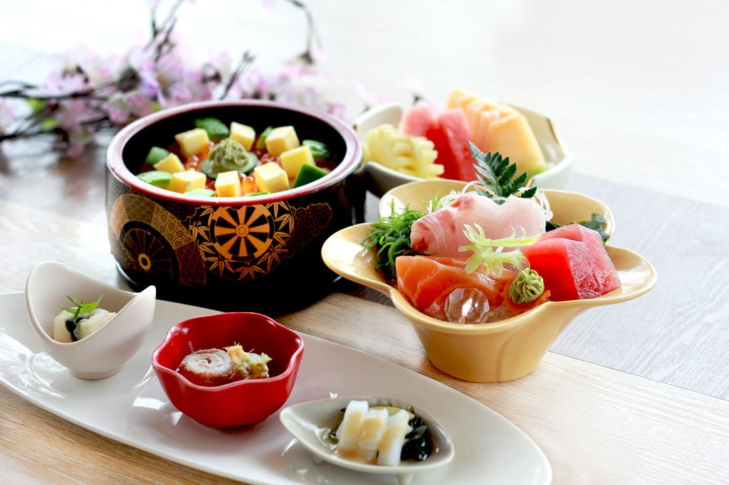 Theme---Japanese-Food---Sushi---Hilton---Haru