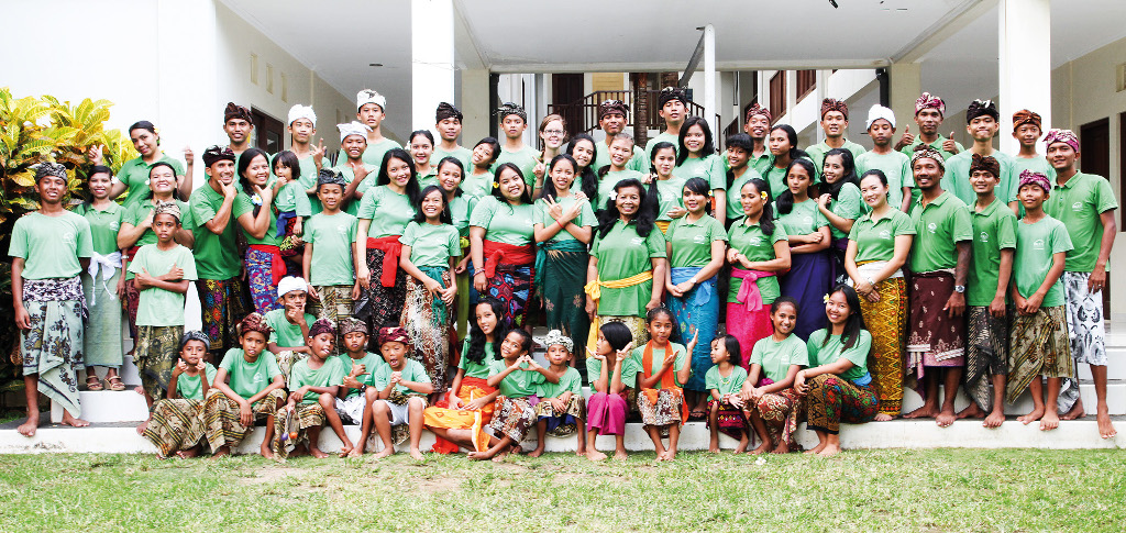 Charity Profile - Bali Life Foundation - Children's Home