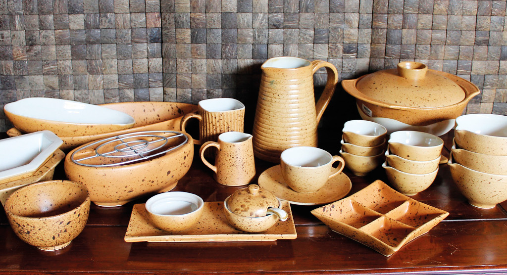 Theme - WTD- Pottery shopping - tanteri
