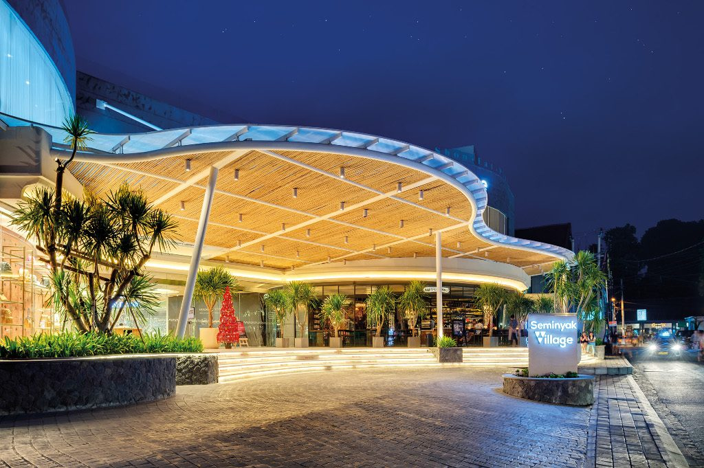 Theme - WTD - Shopping Malls - Seminyak Village - exterior