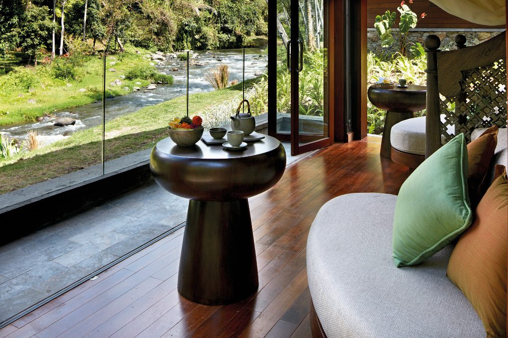 Bali - Mandapa, a Ritz-Carlton Reserve - Mandapa Spa - Recreation Room