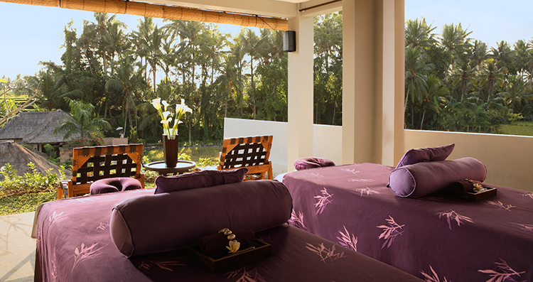 Spa Furama Ubud Spa Therapy