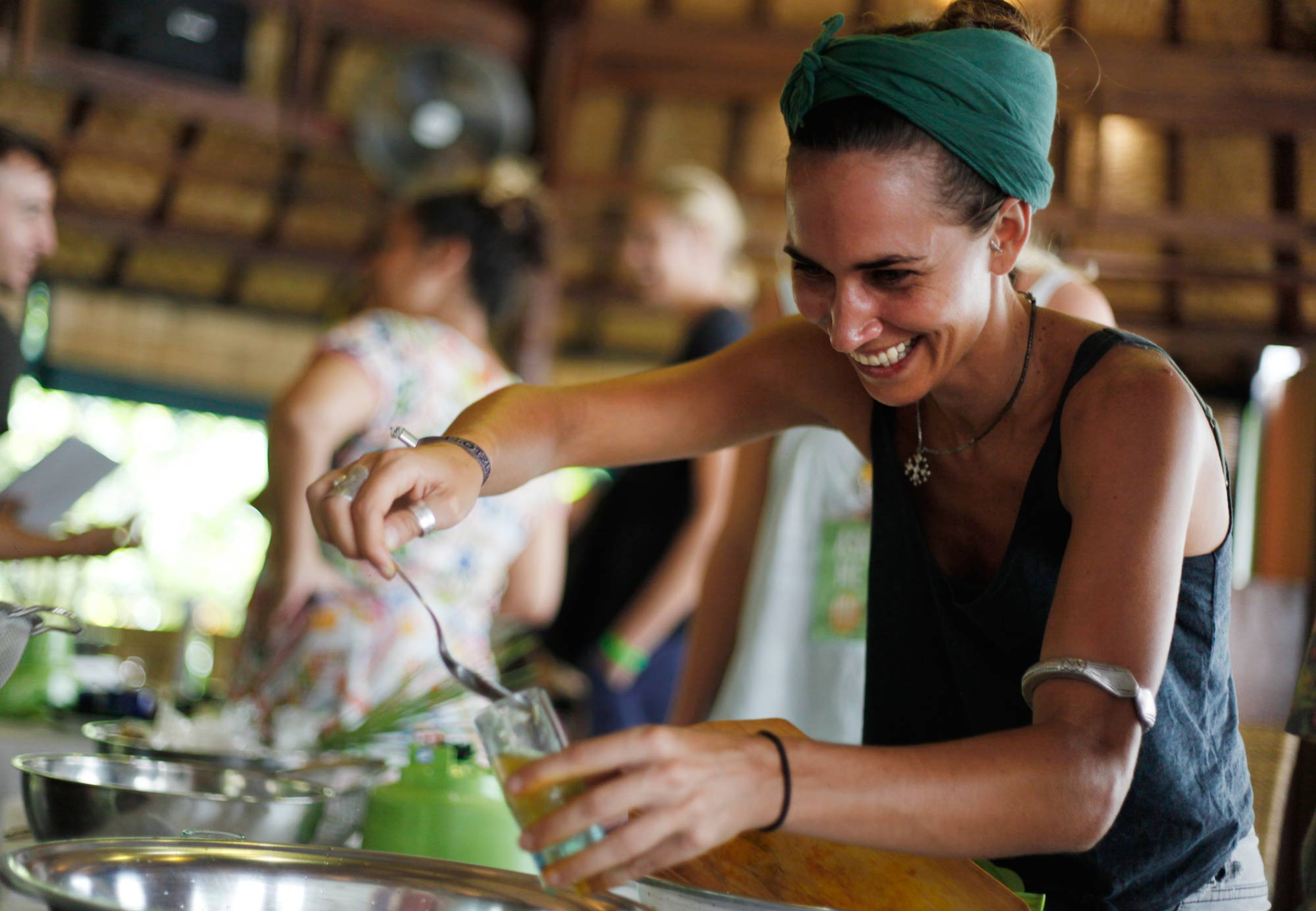 Bali Vegan Festival Workshop