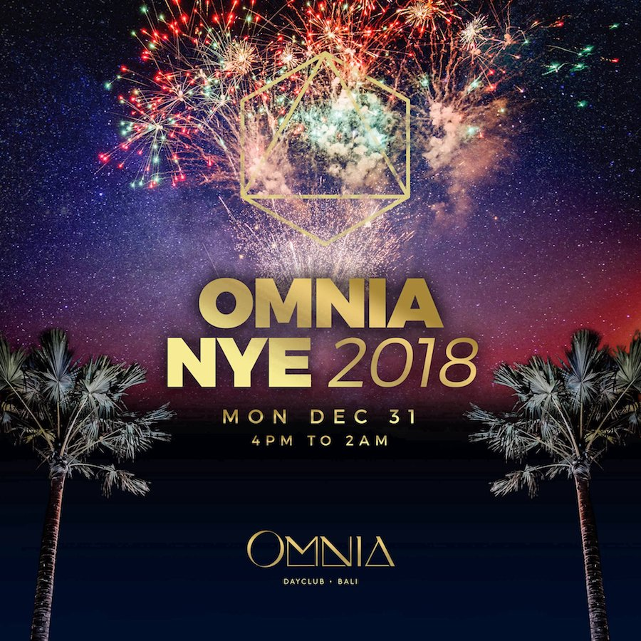new years eve in omnia bali 2018