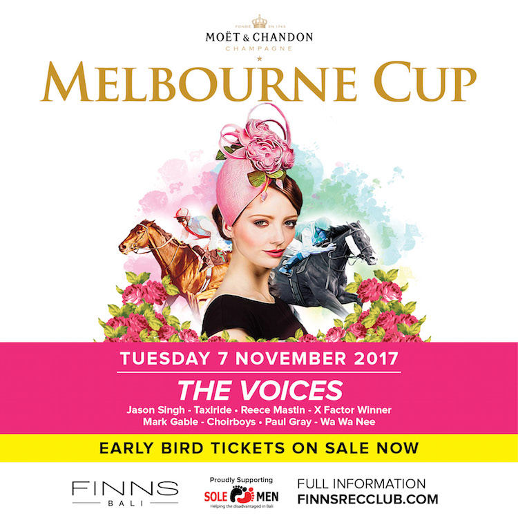 Melbourne Cup in Bali