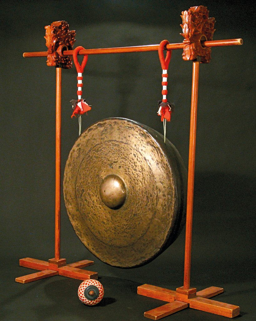 Theme - Traditional Music Instrument - gong