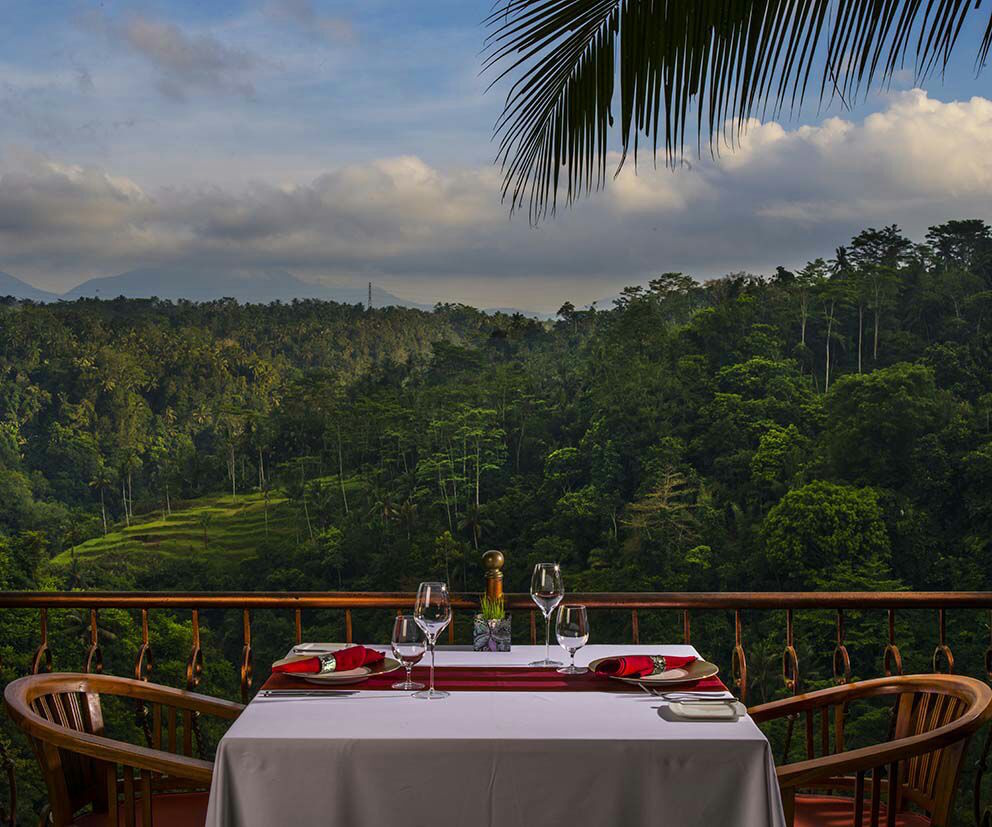 Wijaya Kusuma Restaurant at Ayung Resort Ubud 2