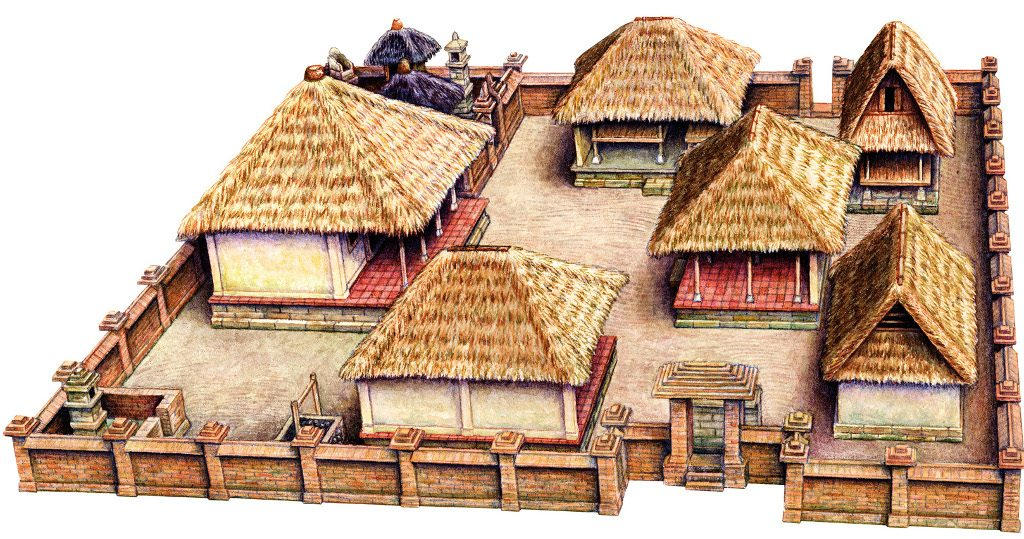 Bay Window Exterior together with Popular Interesting furthermore Arts And Crafts Of Mindanao likewise Mapping Bali 20 Traditional Balinese House  pound in addition Diy Dog House Plans Made From Pallets. on the southern vernacular house