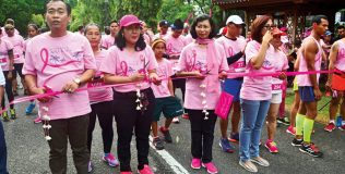 Bali Pink Ribbon - event fun walk 2016 (1)