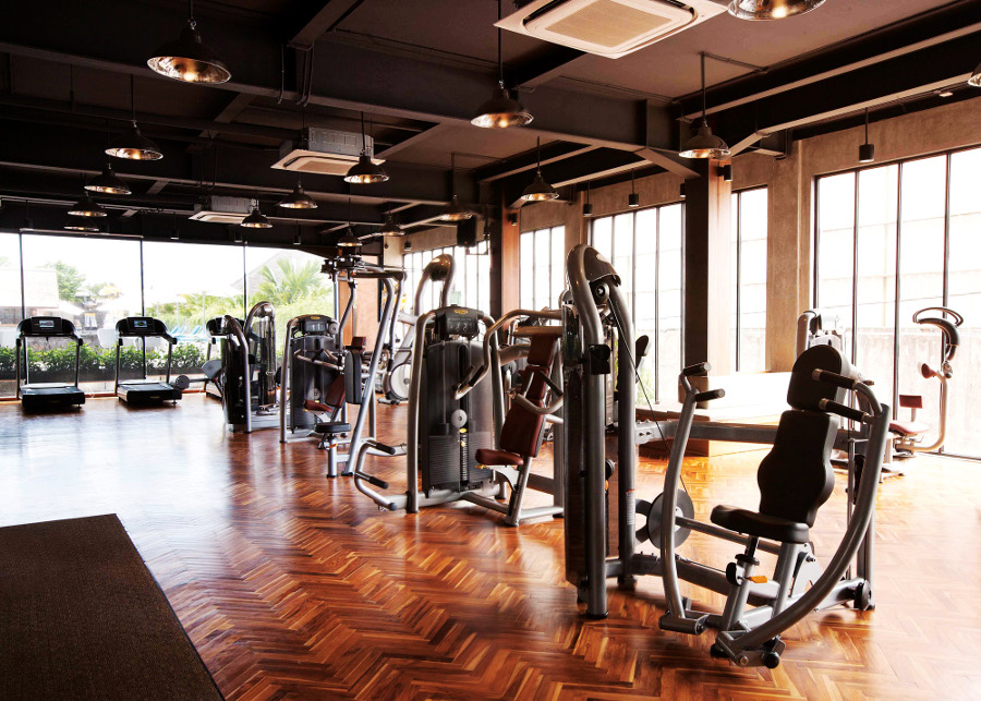 Gyms in Bali