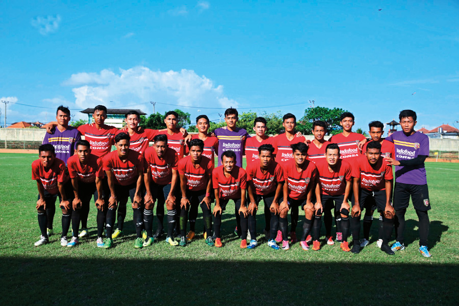 Theme - WTD - Sport club - Bali United FC