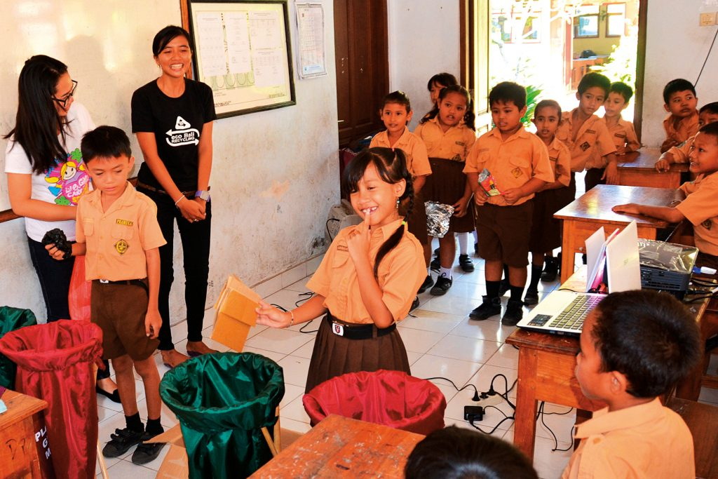 Bali Heroes - Eco Bali - education program