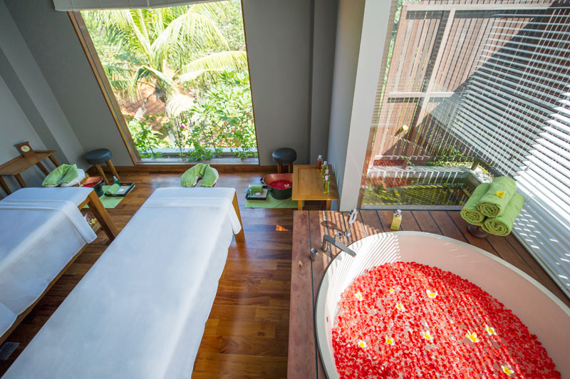 Spa for Two Maya Sanur Bali