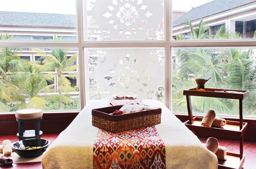 Dedari Spa Golden Tulip