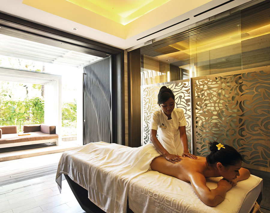Heavenly Spa Westin Spas in Bali