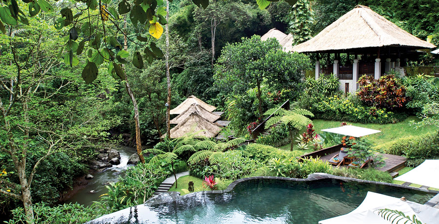 Spa at Maya Spas in Bali