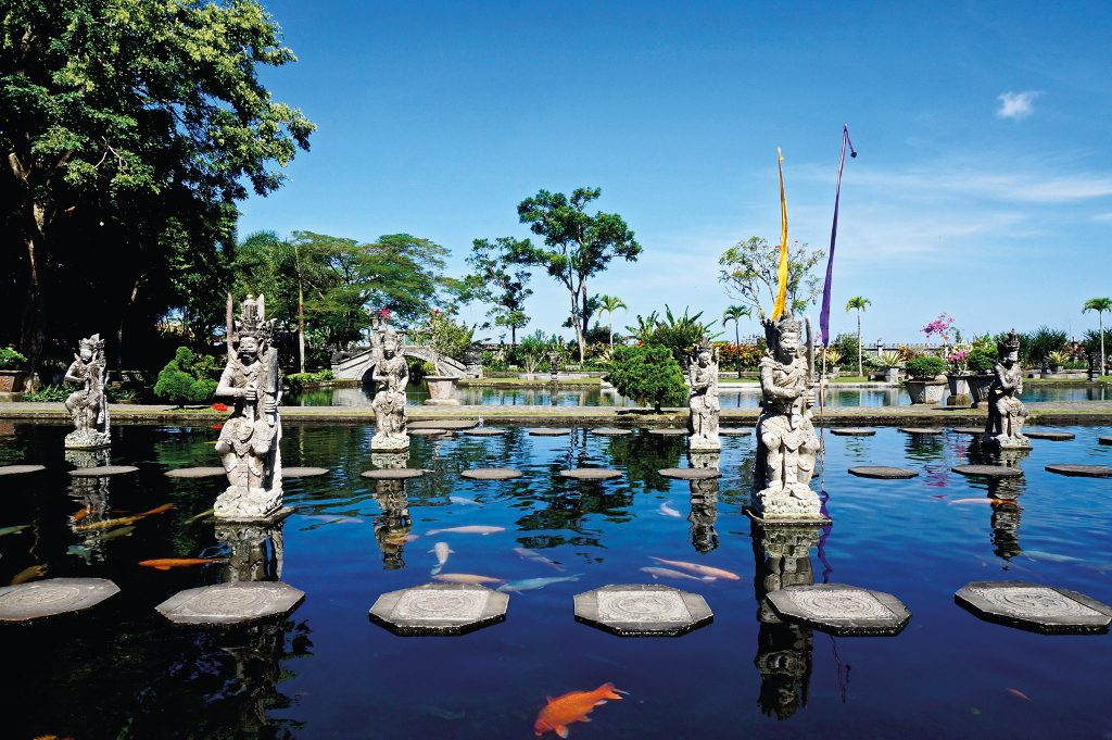 Tirta Gangga Royal Water Garden: Taman Ujung Water Palace And The Enchantment Of East Bali