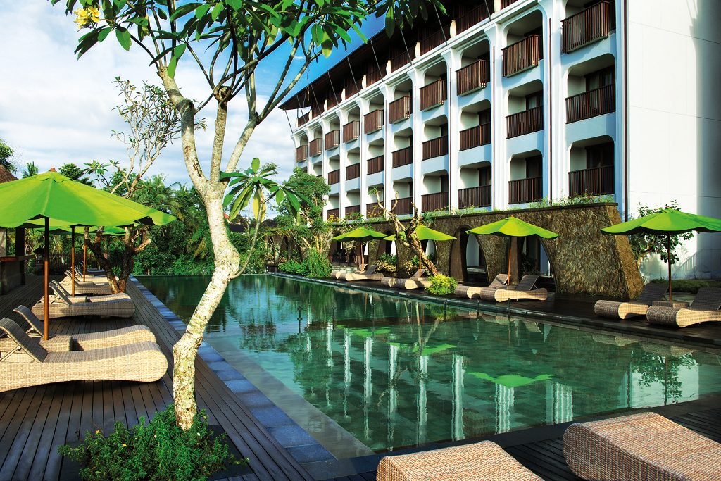 NIT - Element by Westin Bali Ubud - swimming pool
