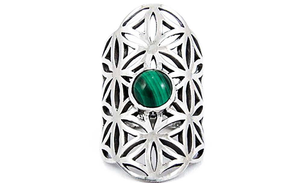 SHopping - Sea Gypsy - DREAMWEAVER TURQUOISE RING 1