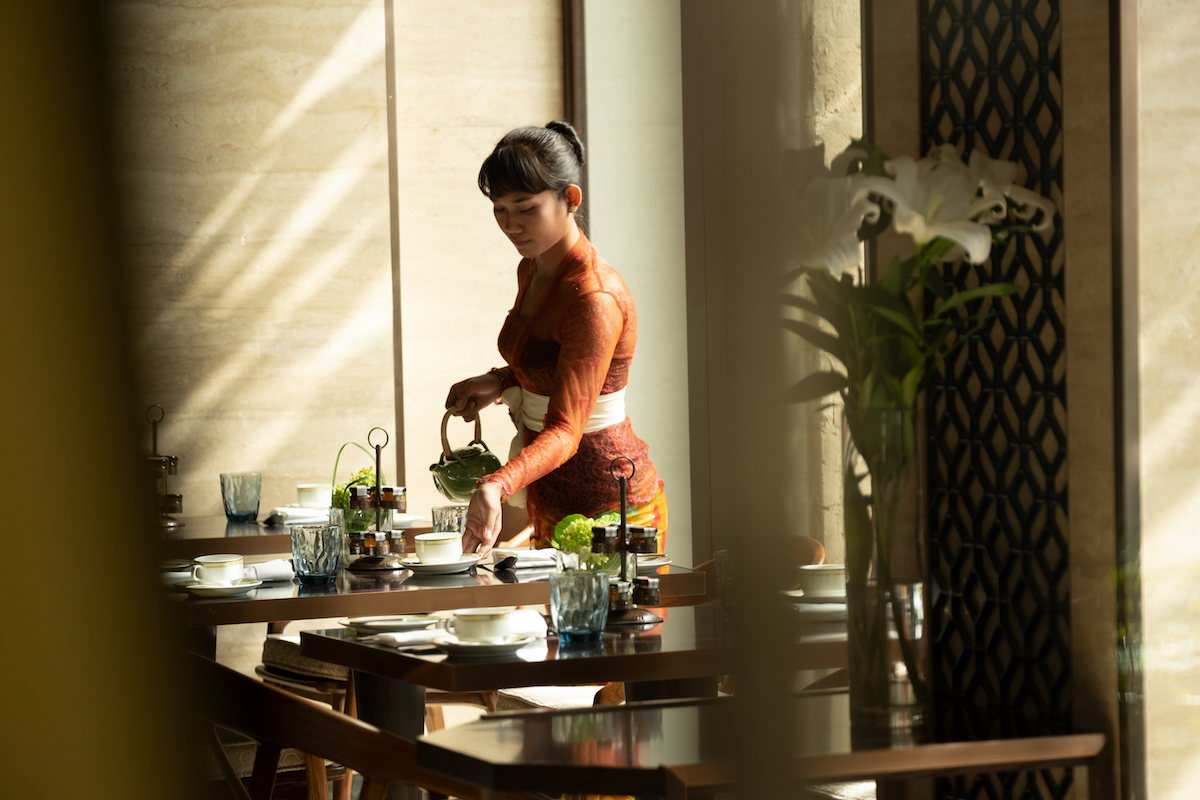 Taman Gita InterContinental Restaurant Jimbaran Sunday Brunch 223