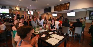 Where to Watch the World Cup in Canggu Finns Recreation Club 1