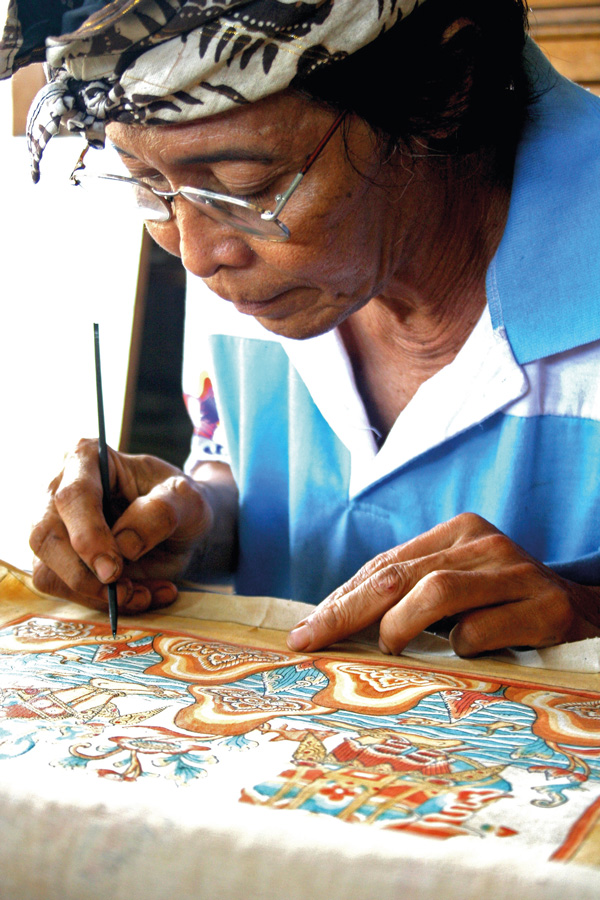 Klungkung's painters