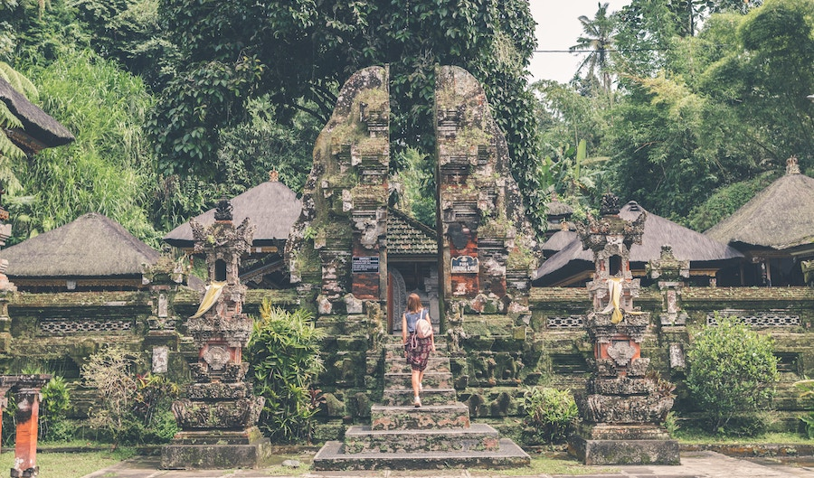 Rules of Balinese Temples