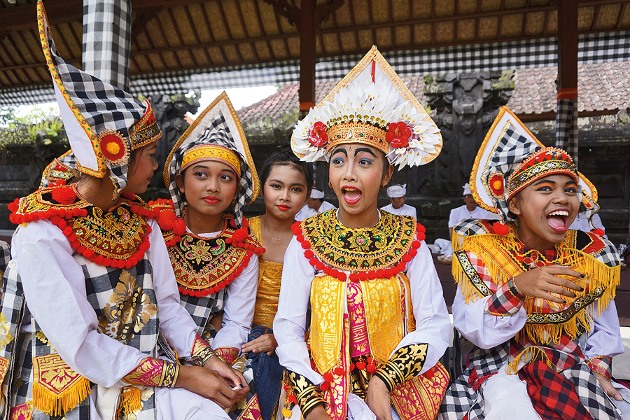 The Children of Bali