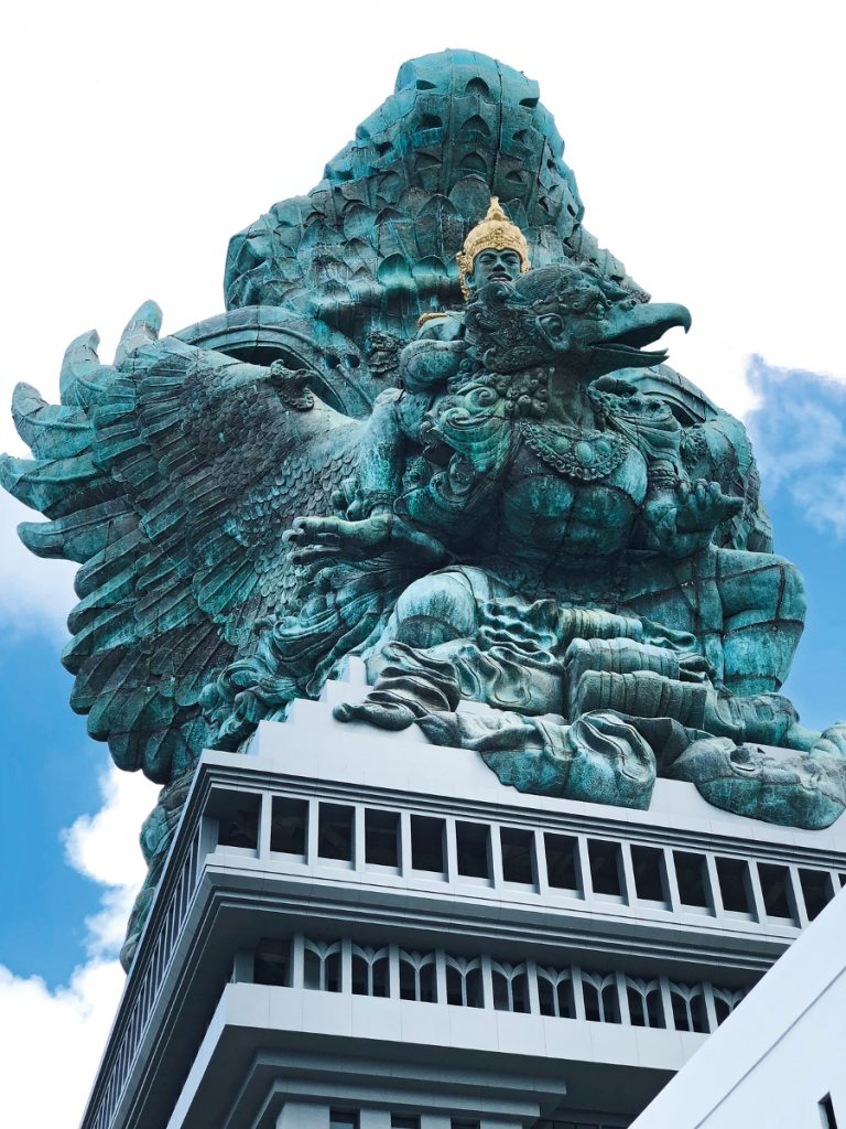 The Statue of Garuda Wisnu Kencana