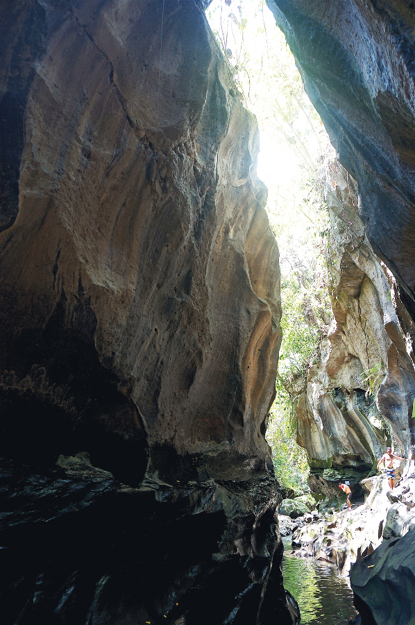 Guwang Hidden Canyon