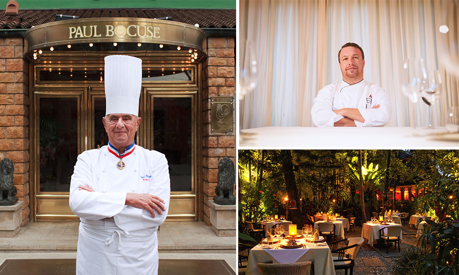 Paul Bocuse Commemoration Dinner at Mozaic Restaurant