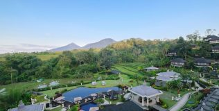 Saranam Resort and Spa Bedugul Bali